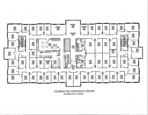 2nd floor floorplan